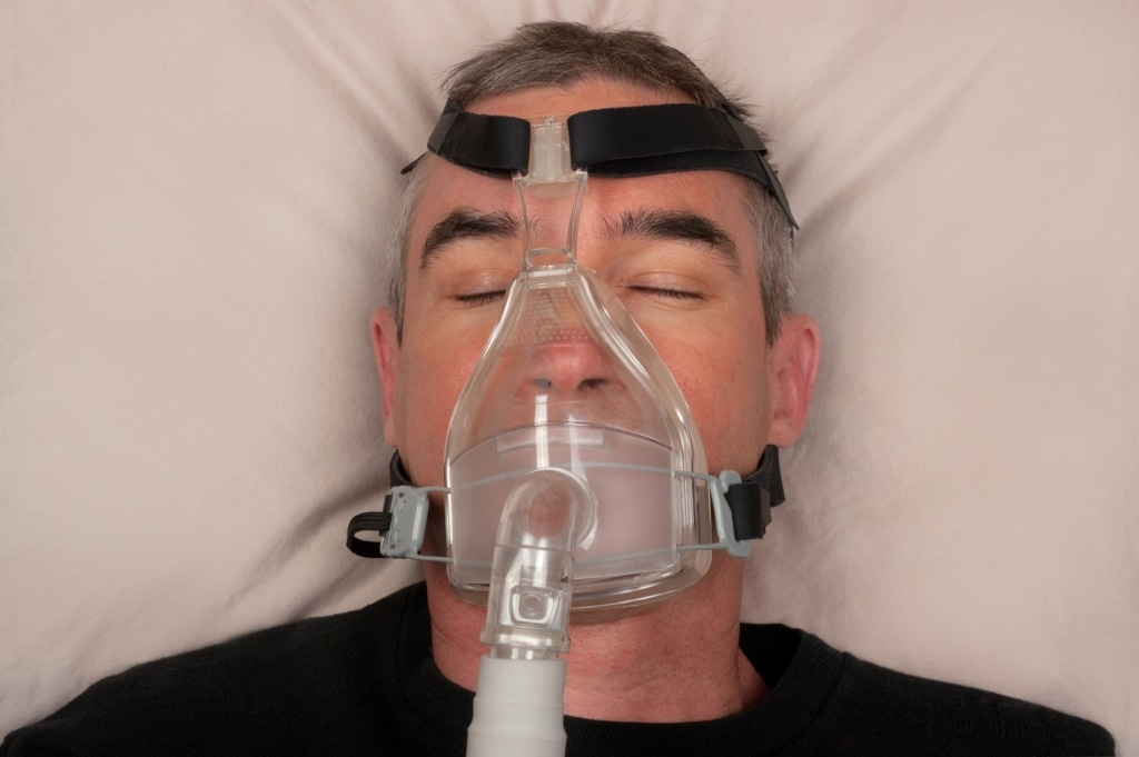 Get a CPAP to help with your sleep apnea