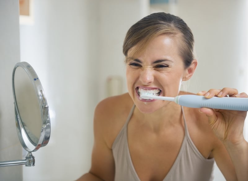 Oral hygiene is an important part of your overall health