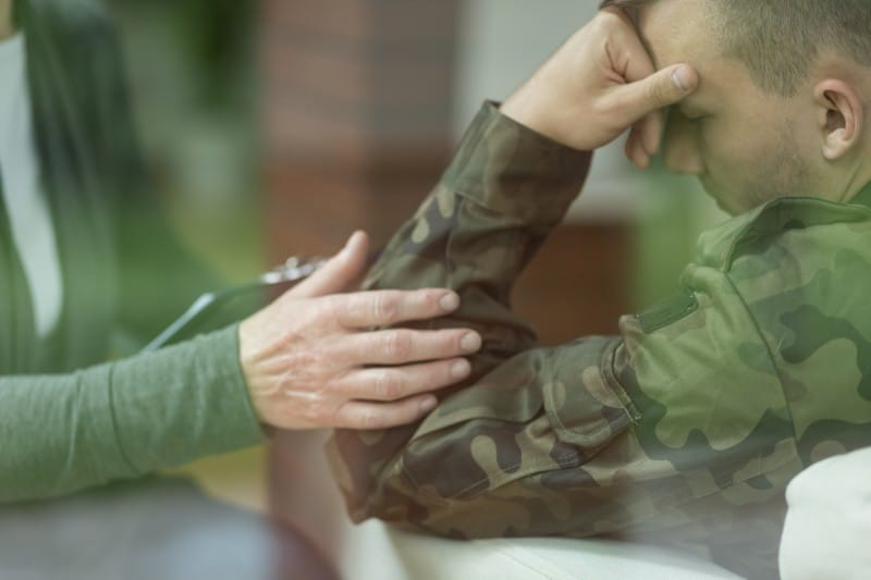Veterans experience more chronic pain