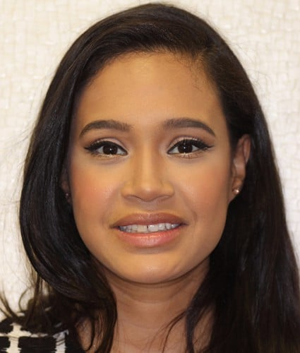 Face after Invisalign treatment at River Edge Dental