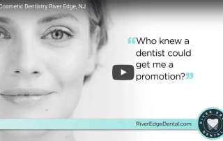 Who knew dentist could get me a promotion?