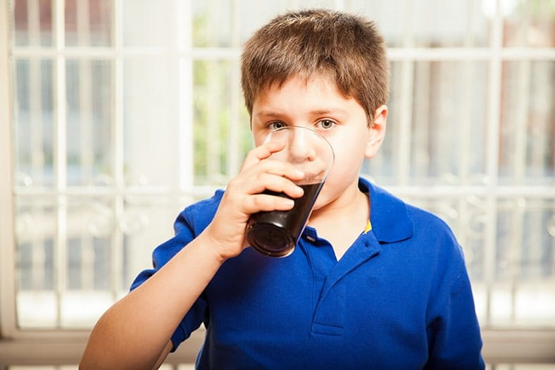 CDC: Kids Drink Too Much Soda